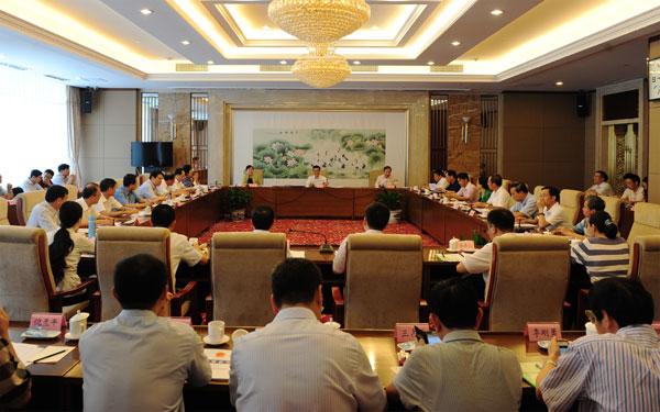 能源项目审批简政放权落实情况监管工作座谈会在京召开