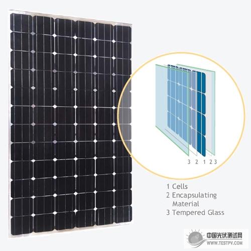 双玻太阳能组件